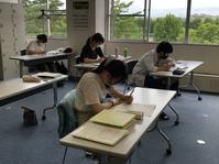 夏休みが明け、国家資格に向けて。 - 福島県立テクノアカデミー会津観光プロデュース学科ブログ「みてがんしょ!」