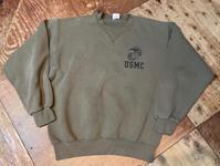 8月28日(土)入荷!90s Made in U.S.A  U.S.M.C スエットシャツ!  - ショウザンビル mecca BLOG!!