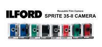 ILFORD スプライト35-II SPRITE 35-II CAMERA 販売開始 - カメラの東光堂