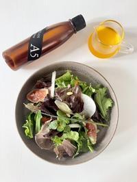 13品目サラダを韓国のオイルで - 今日も食べようキムチっ子クラブ (料理研究家 結城奈佳の韓国料理教室)