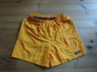 patagonia パタゴニア / M's Baggies Shorts 5in バギーズショーツ5インチ - enjoy life to the full 人生を楽しく過ごす!   BESSのワンダーデバイスでもっと楽しく