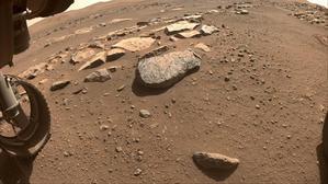 火星探査車パーサビアランスが捉えた最新画像 - 秘密の世界        [The Secret World]