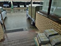 9月1日 久し振りに雨の配送日でした - 浦佐地域づくり協議会のブログ