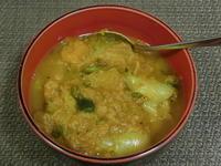 かぼちゃカレー - 食写記 ~Shokushaki's Blog~