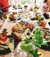 【ご案内】10月 美容薬膳アフタヌーンティー - 大阪薬膳 Jackie's Table  おもてなし料理教室