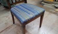 座面の作り替え - woodworks 季の木  日々を愉しむ無垢の家具と小物
