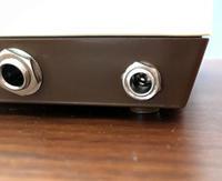 ACアダプター用の本体側ジャックに関して - retro designed music store organ69