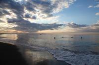 2021/09/10(FRI) 雲が切れ青空が覗く朝です。 - SURF RESEARCH