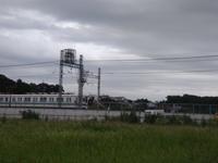 上り電車 - 散策で発見、自分の街のいいところ