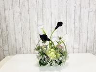優しい色あいで♪ - Flower Days ~yucco*のフラワーレッスン&プリザーブドフラワー~