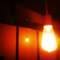 洋室の照明 - 日々温々