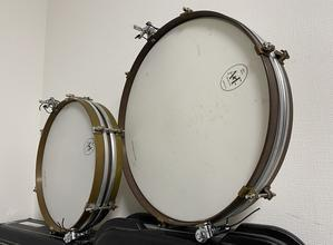 "A&F Drum Co""Pancake Snare"" - 【○八】マルハチBlog"