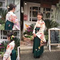 秋の卒業式 袴とセット - salon de mw ★