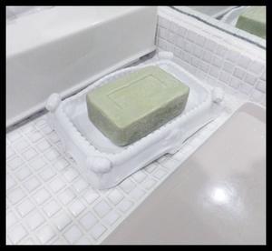 マルセイユ石鹸 - 小さな幸せ