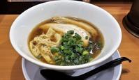 麺 lab.日日  あっさり好日ラーメン - 拉麺BLUES 主に関西のラーメン食べ歩き