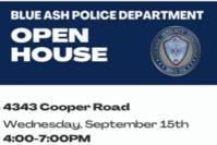 地元警察のオープンハウス - しんしな亭 in シンシナティ ブログ