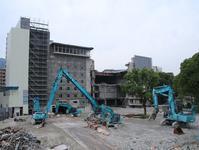 阪急宝塚南口駅 阪急宝塚ホテル解体 - 人生・乗り物・熱血野郎