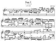 平均律クラヴィーア曲集第1巻から第1番ハ長調 J.S.バッハ - 風任せ自由人