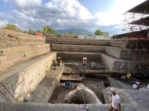 9月17日の成果 - 発掘調査日誌 in Somma Vesuviana (Italy)