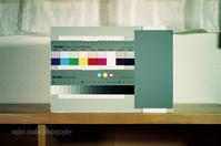 PROVIA 100Fの緑かぶりとその調整 - mglss studio photography blog