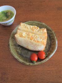 バレエ女子に捧ぐ、低カロリー高たんぱく卵サンド - 日本でタイメシ ときどき ***