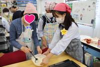 9/18 チヂミ作り - 興学社高等学院オープンキャンパスブログ