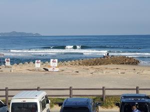 秋の波が - kのブログ