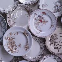 ◆フランスアンティーク*10月の大江戸骨董市 - フランス雑貨とデコパージュ&ギフトラッピング教室 『meli-melo鎌倉』