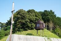 これは強烈なコラボ、藤森照信初の公共建築「浜松市秋野不矩美術館」(1998年開館) - Turfに魅せられて・・・(写真紀行)