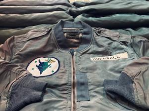 マグネッツ神戸店 9/29(水)冬Vintage入荷Ⅰ! #1 U.S.Air Force  L-2B Flight Jacket!!! - magnets vintage clothing コダワリがある大人の為に。