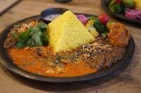 【京都】女性店主のこだわりのスパイスカレー 「ナチュレミアン NATUREMIAN spice curry」 - 晴れた朝には 改