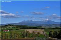 就実の丘から - 北海道photo一撮り旅