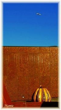 南瓜 と 青い空 - おだやかに たのしく Que Sera Sera