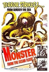 「Monster from the Ocean Floor」 (1954) - なかざわひでゆき の毎日が映画&音楽三昧