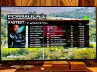 ホンダファンには嬉しい特別なカラーリング、レッドブル・ホンダW表彰台(2021年トルコGP) - 気儘なクマの気儘日記