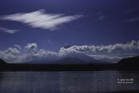 富士山と彩雲 - + Spice to life
