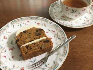 キャロットケーキとプレッツェルクロワッサン♪ - la la la kitchen 2 ♪