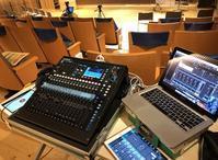 講演会と配信 録音の現場 - アルテック音響ブログ 高知 音響