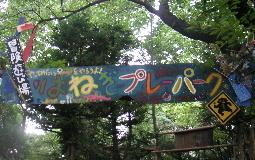 木 パーク 羽根 プレー 「プレーパーク」自分の責任で自由に遊ぶ冒険あそび場