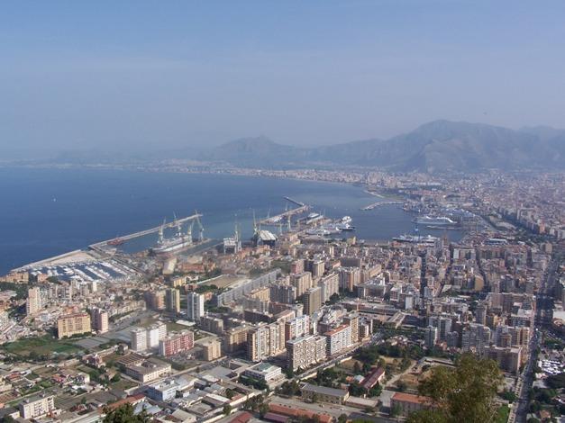 シチリア島の旅ノート