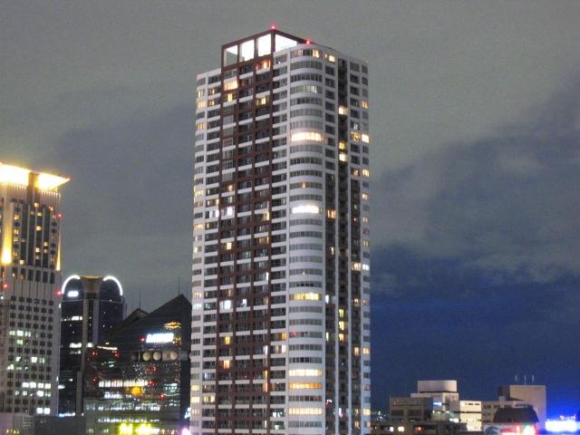大阪北区 梅田 タワーマンション ザ・梅田タワーの最上階に ...