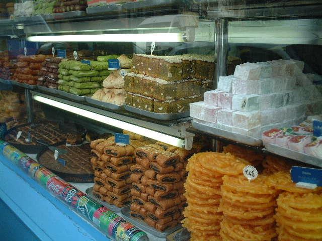 【スイーツ】アラブのお菓子_a0014299_61734.jpg