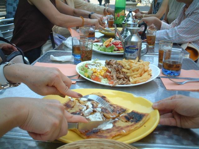 ■アラブ料理・・・_a0014299_81453.jpg