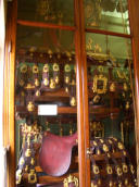 モロッコ革の鞍