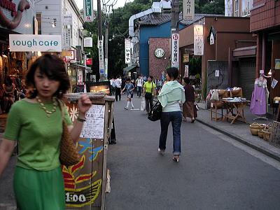 吉祥寺 丸井横の通り 画像