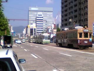 電車で・・・渋滞?_a0033733_12182837.jpg