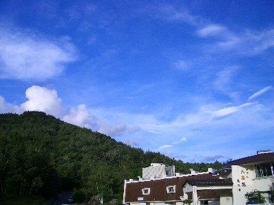 八ヶ岳 お風呂_a0016346_110366.jpg