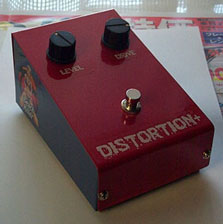 Distortion X