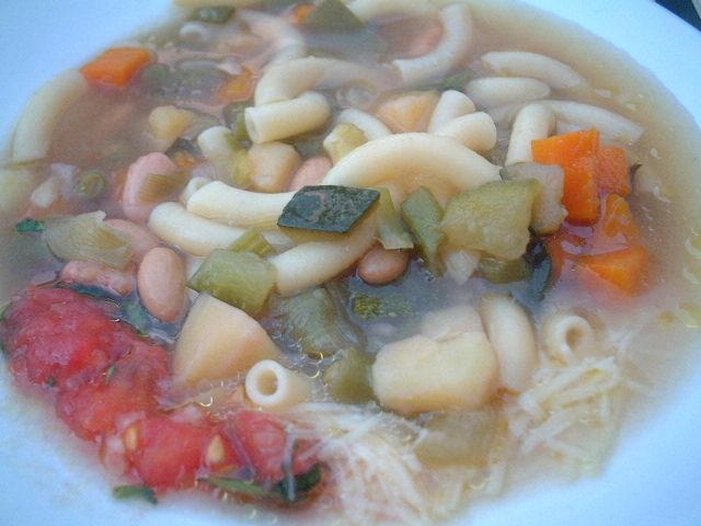 Soupe au pistou南仏風スープ_a0014299_19213467.jpg