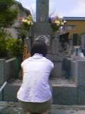 お墓参り_b0016474_19574359.jpg